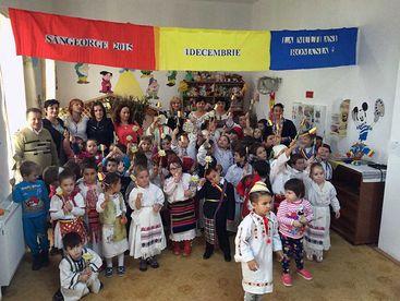 "Kinder am am Poesiefestival ""Sprachlos"""