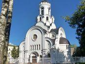Kirche der Stadt Fryazino