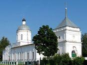 Kirche im Bezirk Shatursky