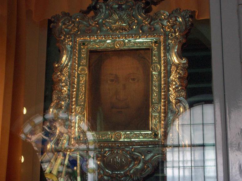 Das 'Volto Santo' in Manopello
