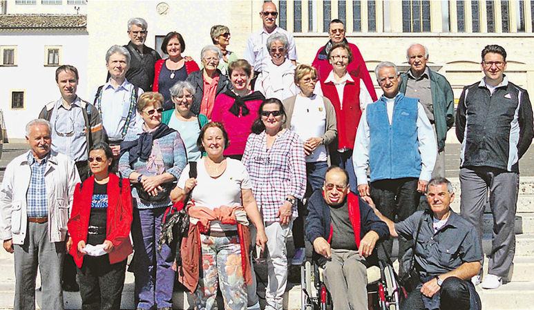 Die P. Pio Gebetsgruppe