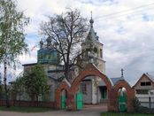 Kirche in Dubrovka