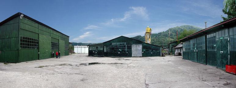 Holzverarbeitungsbetrieb «Triumf Production»