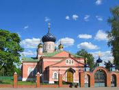Orthodoxe Kirche in Tugolesskiy Bor