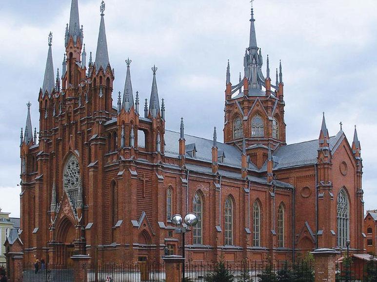 Kathedrale in Moskau