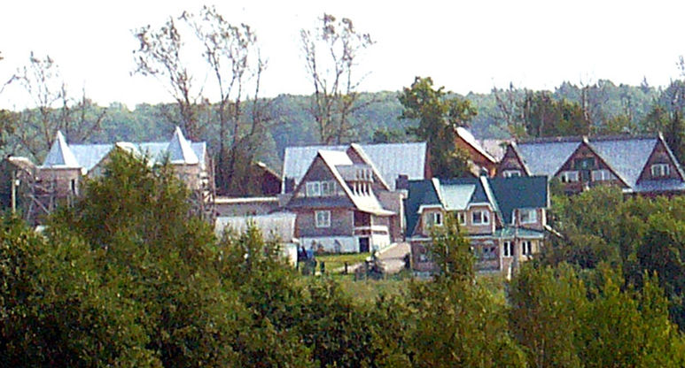Kinderdorf Novoje