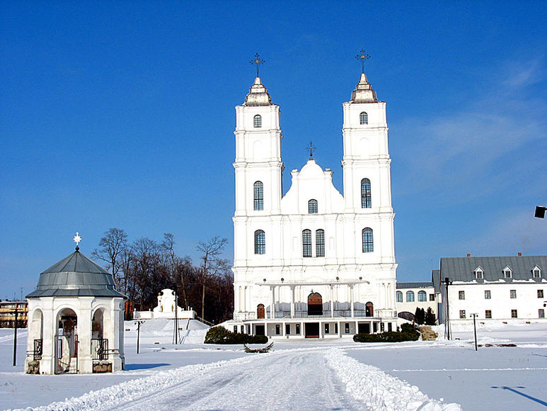 """Lettische National Basilika """"Unserer Lieben Frau von Aglona"""""""