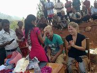 Zu Besuch in Nepal