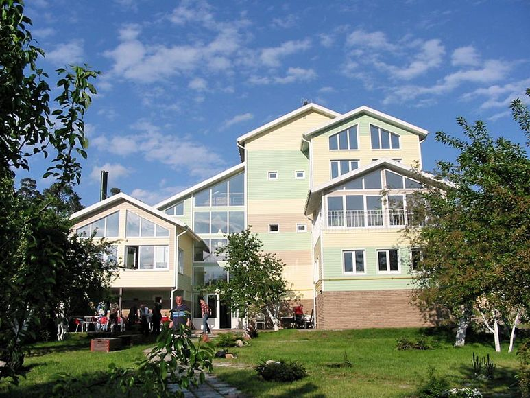 Das Haus Beth Myriam in Kiew