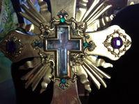 Abbildung einer Reliquie