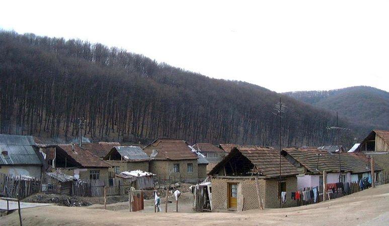 Rumänisches Dörfchen