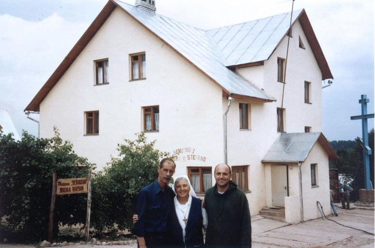 Haus der Gemeinschaft «Cenacolo»