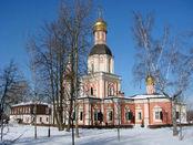 Orthodoxe Kirche in Sviblovo