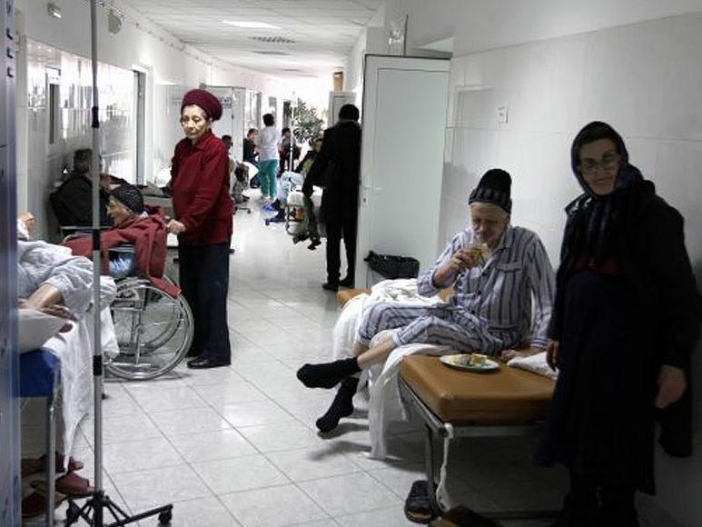 Notfallspital von Reşita