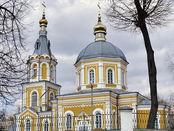 Kirche Nowosybkow