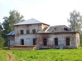Zerfallene Kirche in Jaropolzy