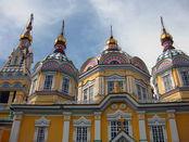 Himmelfahrtskathedrale von Almaty