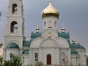 Nikolauskirche in Dobrinka