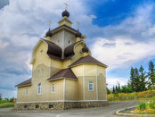 Kirche der Geburt der seligen Jungfrau Maria in Kondopoga