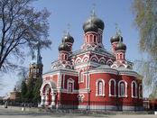 Kirche in Borisov