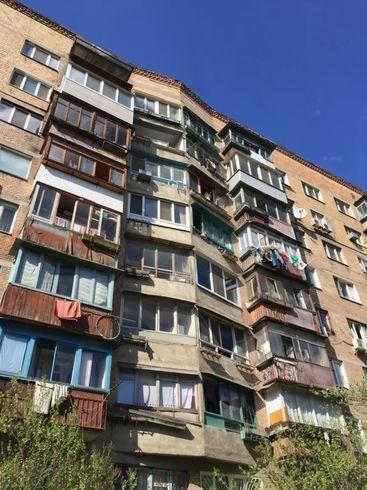 Hochhaus in Kiew