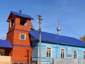 Orthodoxe Kirche der Gottesmutter von Kazan im Dorf Vetluzhsky