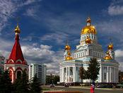 Kathedrale des hl. Theodor in Saransk