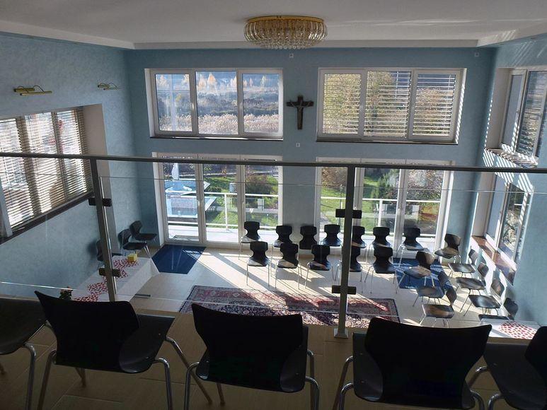 Der neue Martinssaal