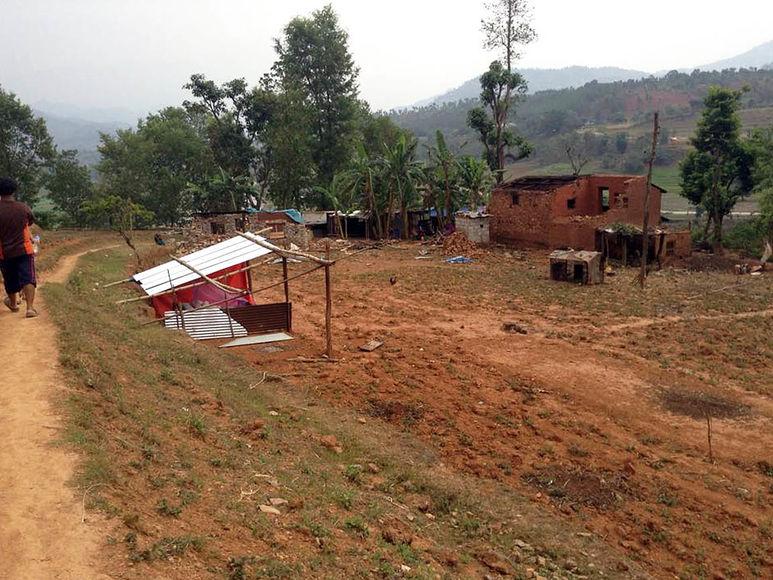 Dorf Majhigaun