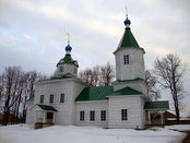 Kirche St. Nikolaus in Holm-Zhirkovsky