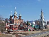 Kathedrale in Kostroma