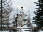 Kirche von Kondopoga