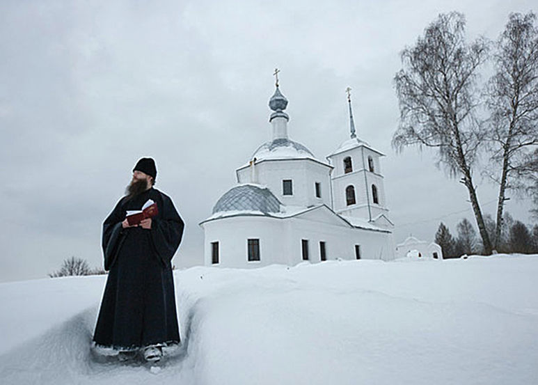 Orthodoxer Priester