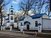 Kirche in Nawlja