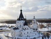 orthodoxe Kirche St. Tikhon in Kostroma