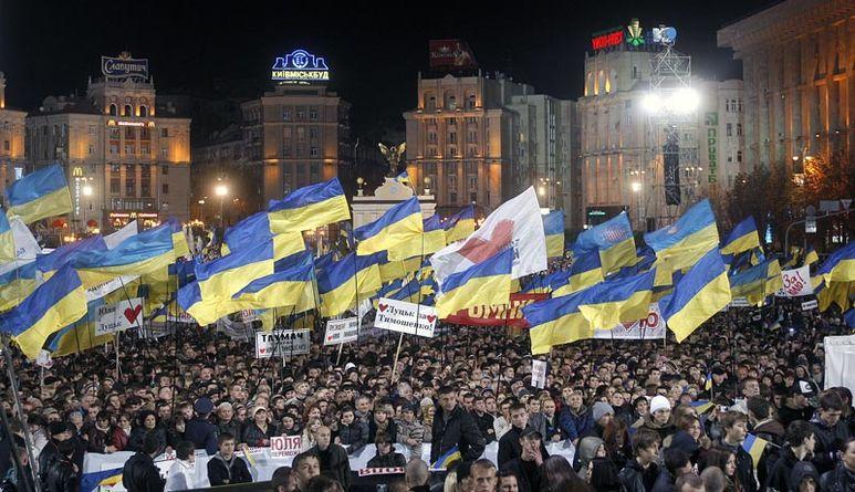 Wahlkampf in der Ukraine