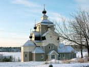 Pfarrkirche in Kondopoga