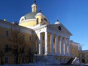 Kirche des seligen Prinz Dimitri