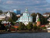 St. Alekseevo-Akatovs Kloster in Voronezh