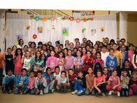 Kinder im Kinderzentrum Bocsa