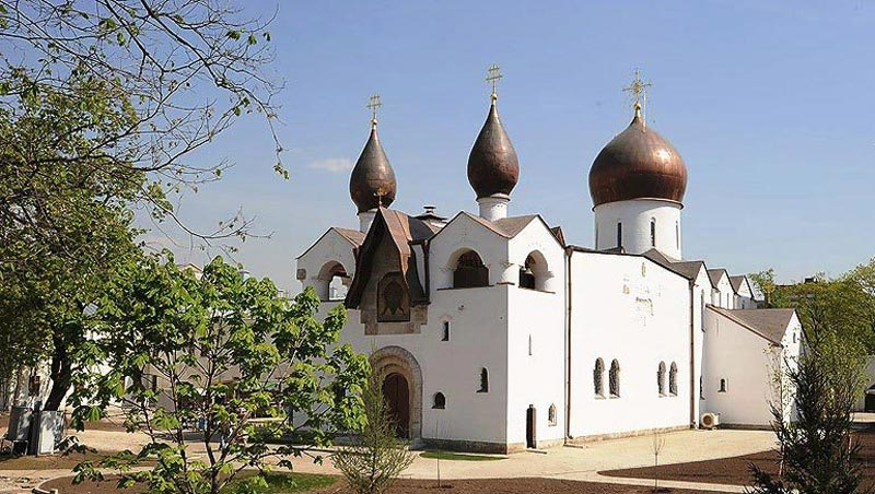 Martha Maria Kloster in Moskau