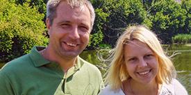 Vitalij und Irina Tyron