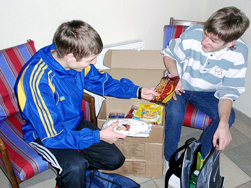 weihnachtsaktion ukraine osteuropahilfe. Black Bedroom Furniture Sets. Home Design Ideas